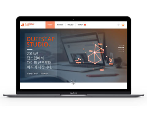 DUFFSTAP - 개발회사